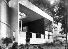 Le Corbusier Pavilion – l'Esprit Nouveu