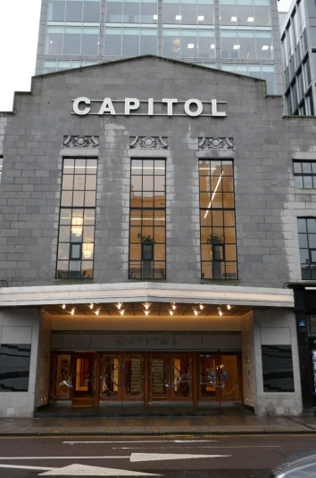 Former Capitol Cinema Now