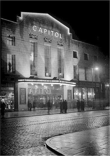 Captiol Cinema (1933) by Clement George