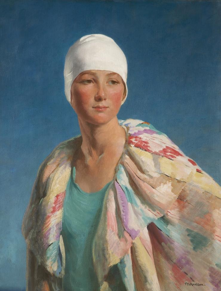 01_Summer, Ronaldson, 1928 © Manchester Art Gallery