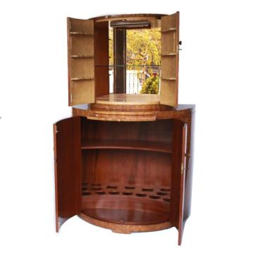 Harry & Lou Epstein Cocktail Cabinet